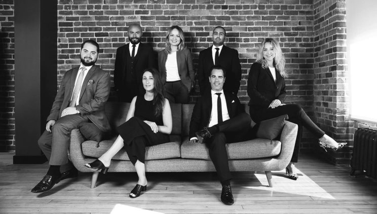 Exeo Avocats Attorneys Team
