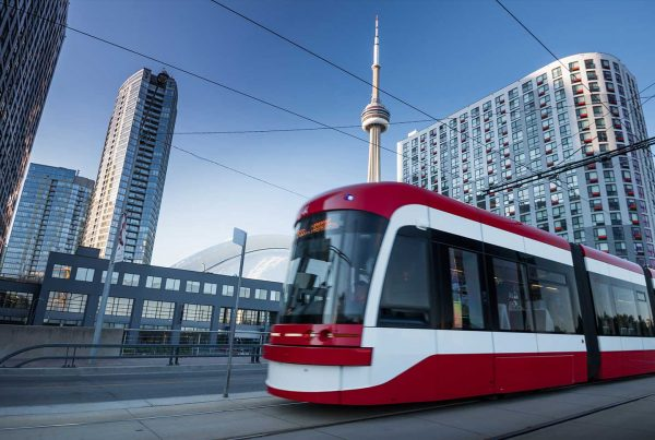 public transport in Toronto