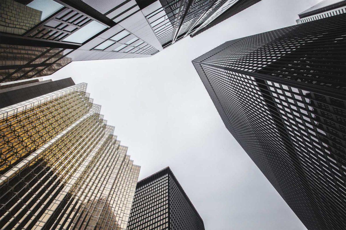 toronto skyscraper facades