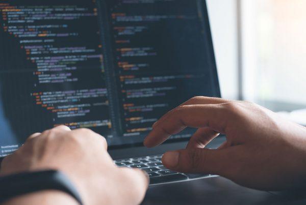Web or application development